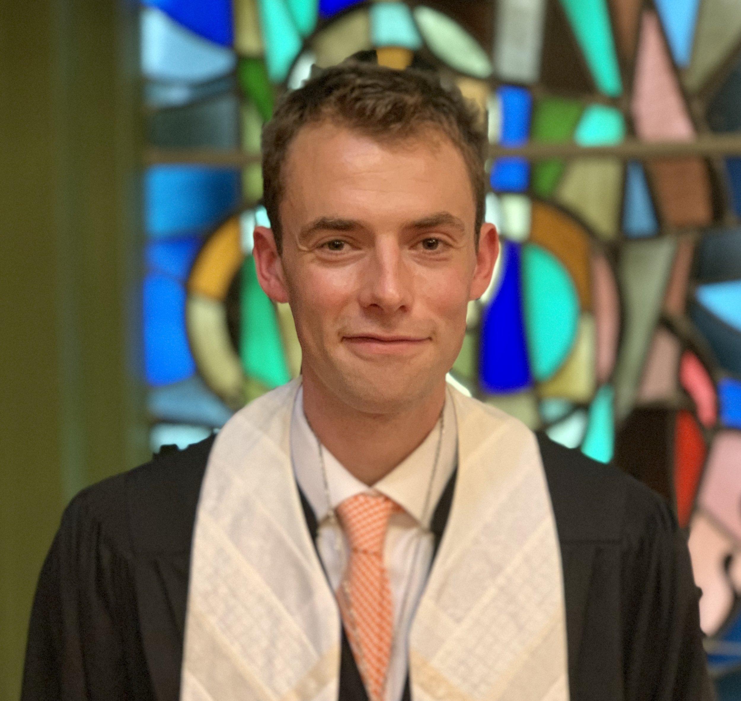 Nate Klug - Pastor, Arlington Community Church