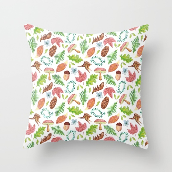 I am also on Society6!