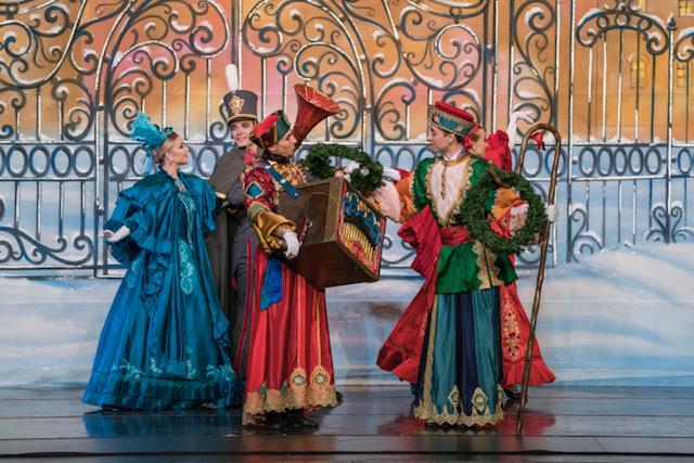THE GREAT RUSSIAN NUTCRACKER Moscow Ballet