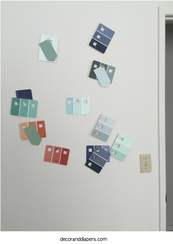 How to Pick the Perfect Paint Color for Your Nursery