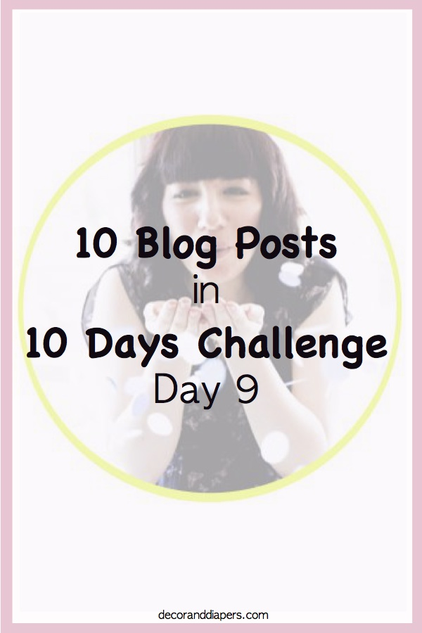 10 in 10: Day 9- I am a Stay-at-Home Mom, Not a 1950s Housewife