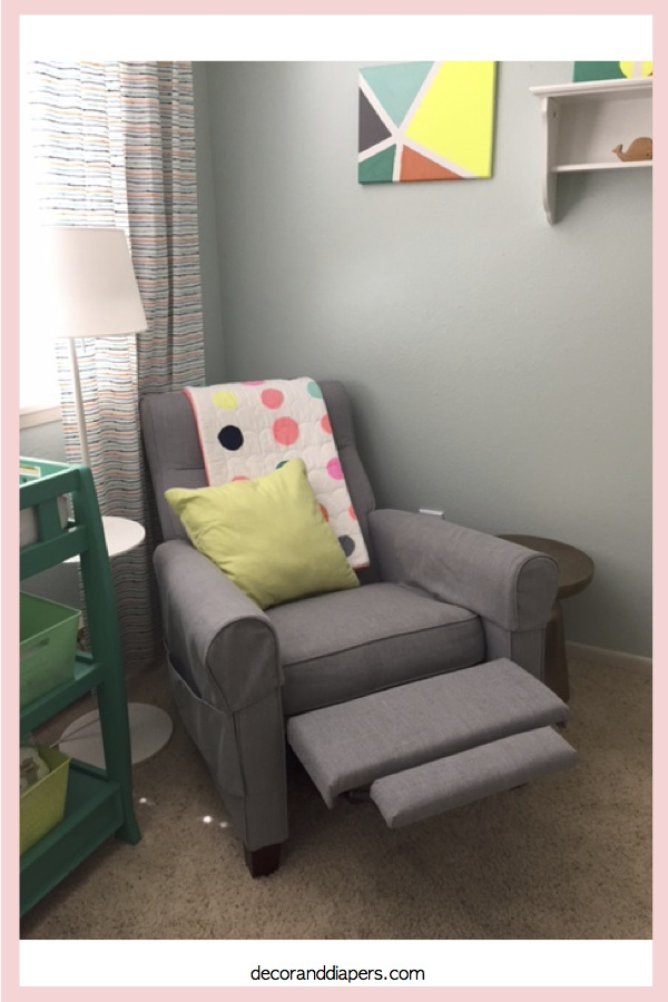 How To Choose The Right Chair For Your Nursery Decor Diapers