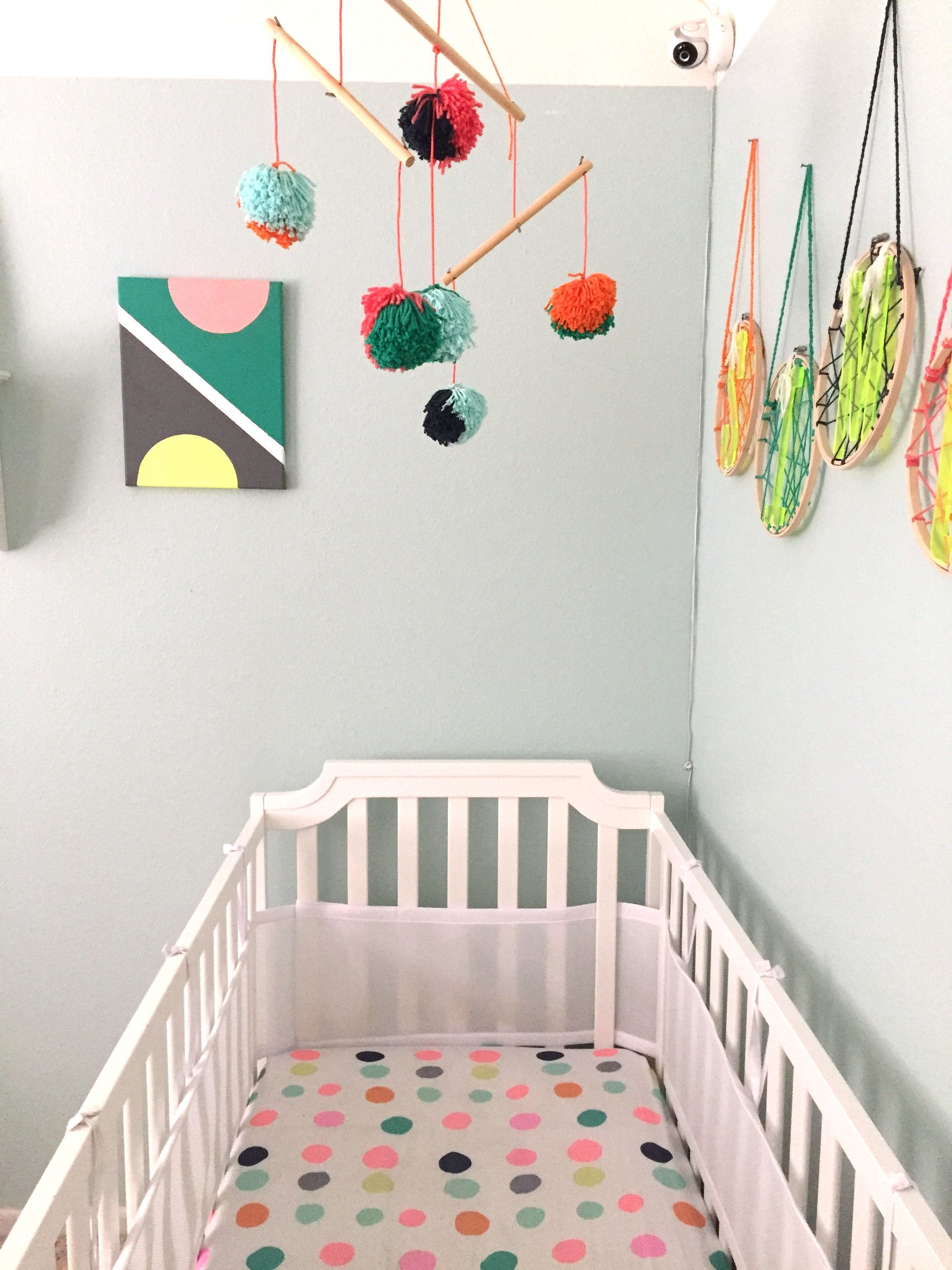 How to Personalize a Crib Mobile Kit