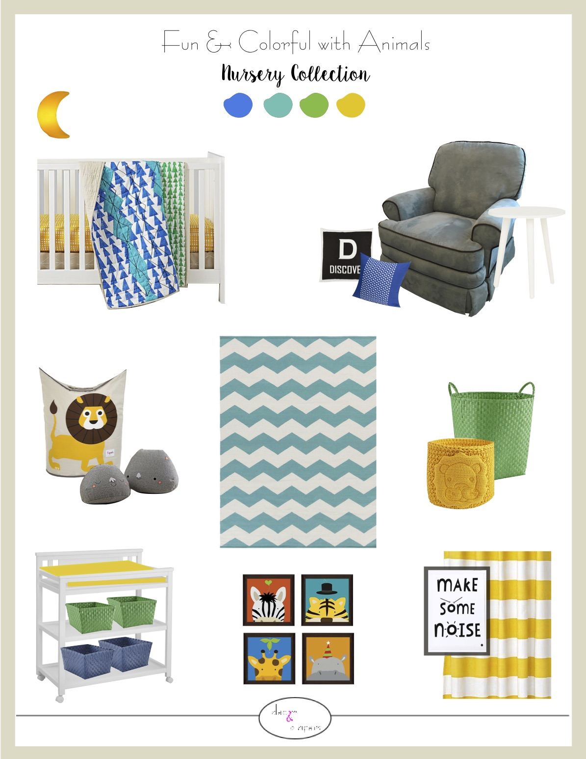 Room Collection - Here's my collection for most of the furniture and decor I selected for just for your room. It's all inspired on your favorite decor option!