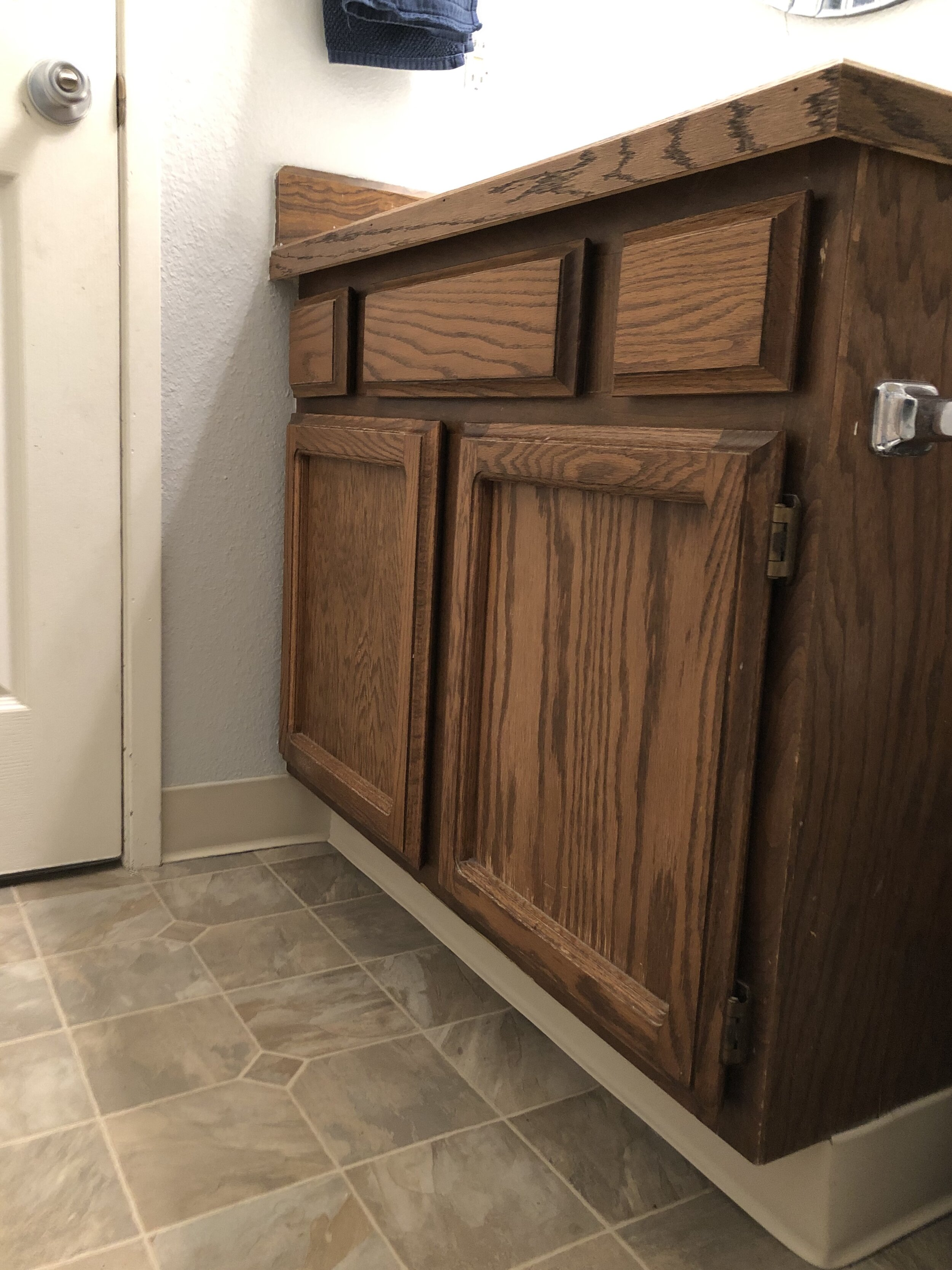 One Room Challenge, Wk 1: My Boys' Bathroom- Inspiration & Before Photos