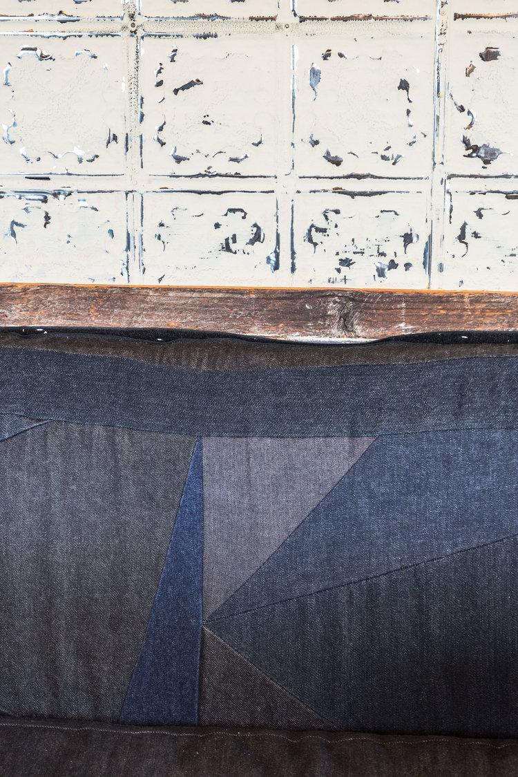 Denim Fabric: Weatherby Denim @anniemadden