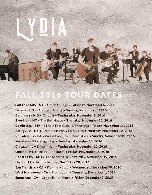 Find tickets for a show nearest you below
