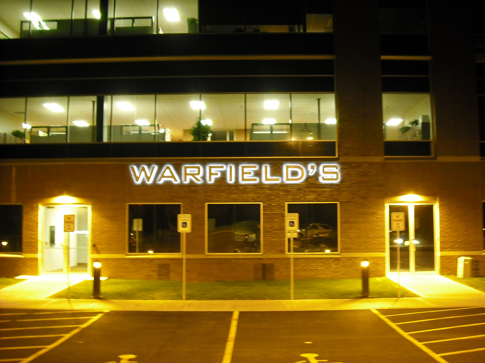 Warfield's Night Shot.JPG