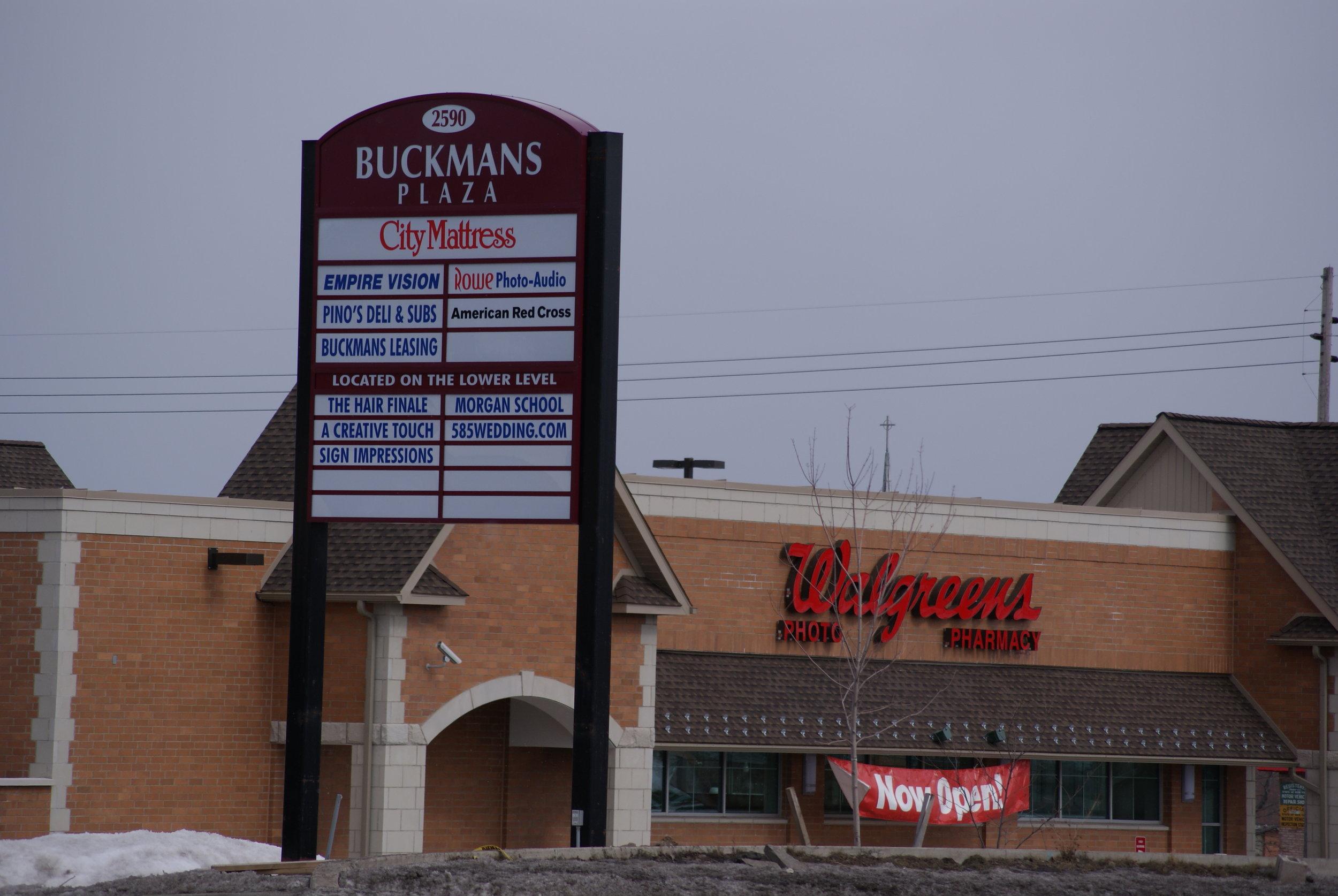 Buckmans Pylon Day 1.JPG