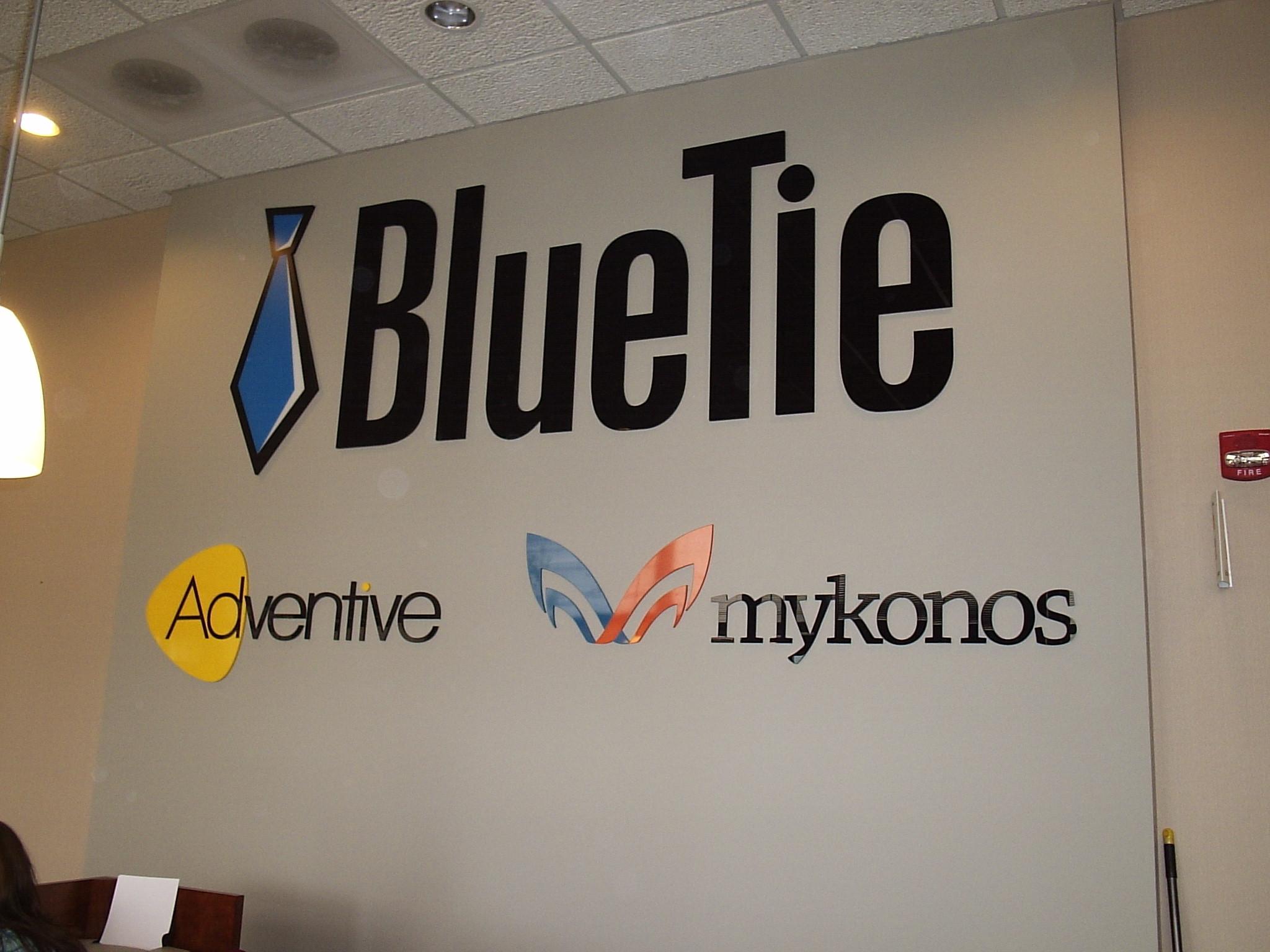 blue tie flat cut plastic flush mount.JPG