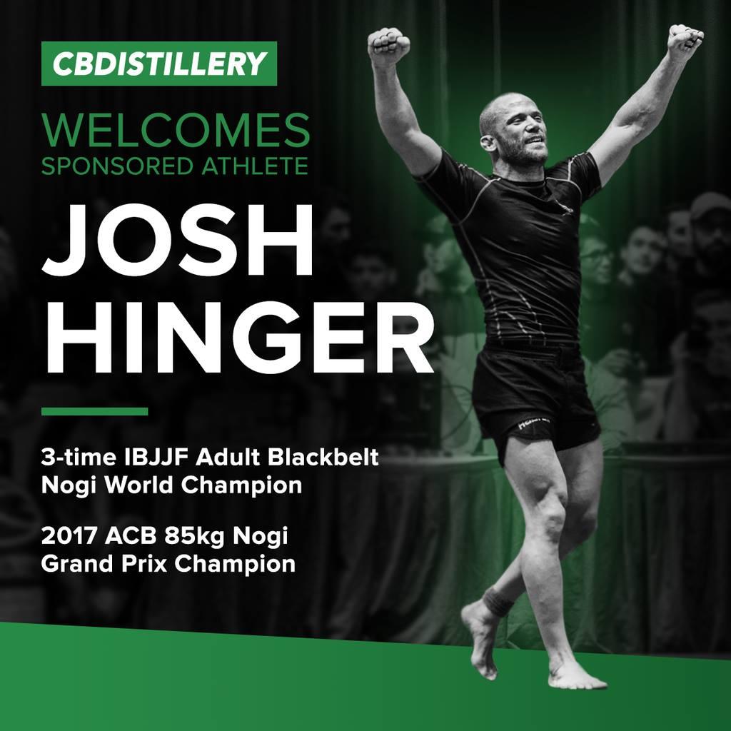 CBDISTILLERY with Josh Hinger