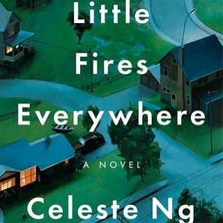 Really enjoying LITTLE FIRES EVERYWHERE by Celeste Ng. Deft storytelling and fully realized characters; terrific portrait of a deeply American community and (several types of) family. The story moves right along, a lot of nice language. Even the minor characters are well drawn. Strong recommend !#currentlyreading #betterthannetflix  #littlefireseverywhere @pronounced_ing