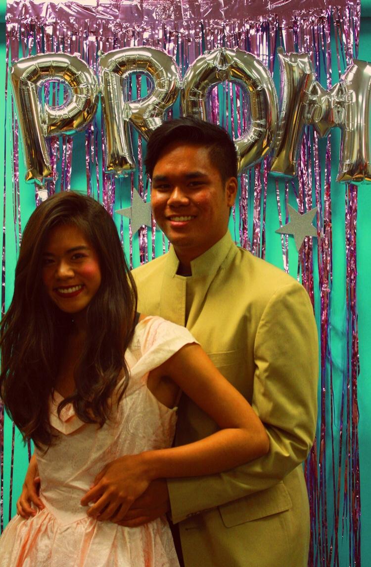 Alina and Nathaniel