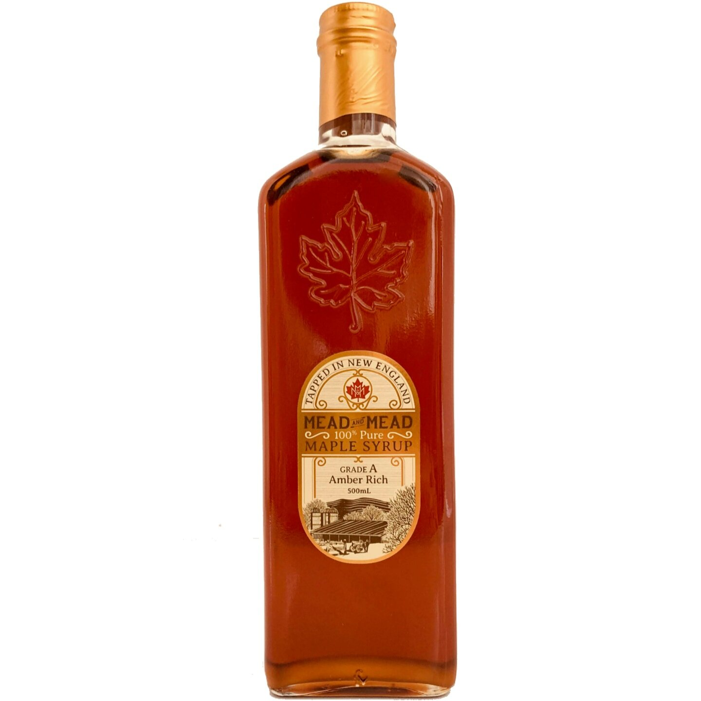 MM - 500ml - Amber - Front.png