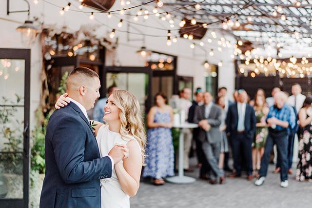 Terrain at Devon is an absolute dream to shoot at. I love when couples do their first dance outdoor under these lights! One of my new favorite venues!