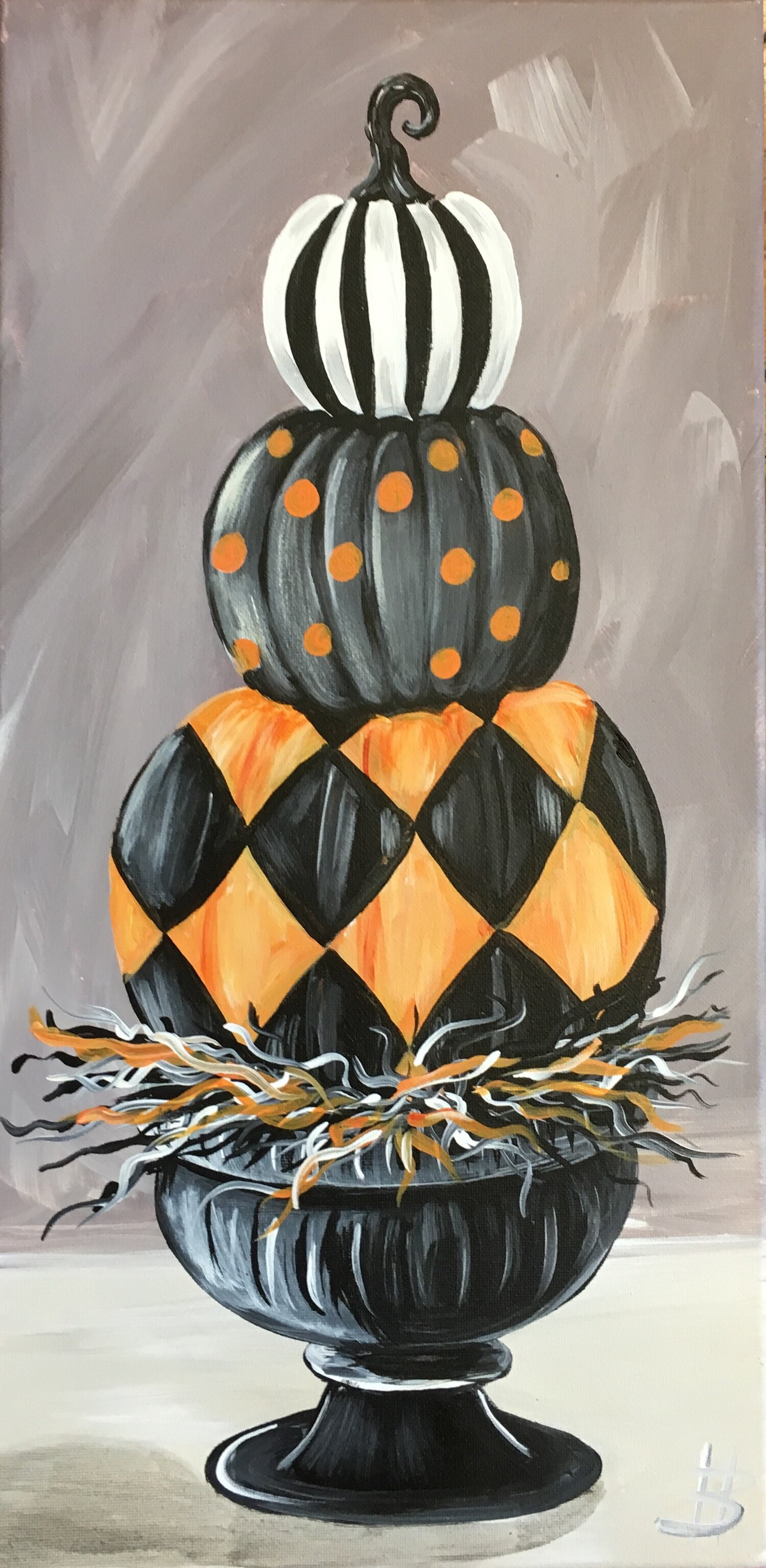 Stacked Pumpkins for Fall.jpg