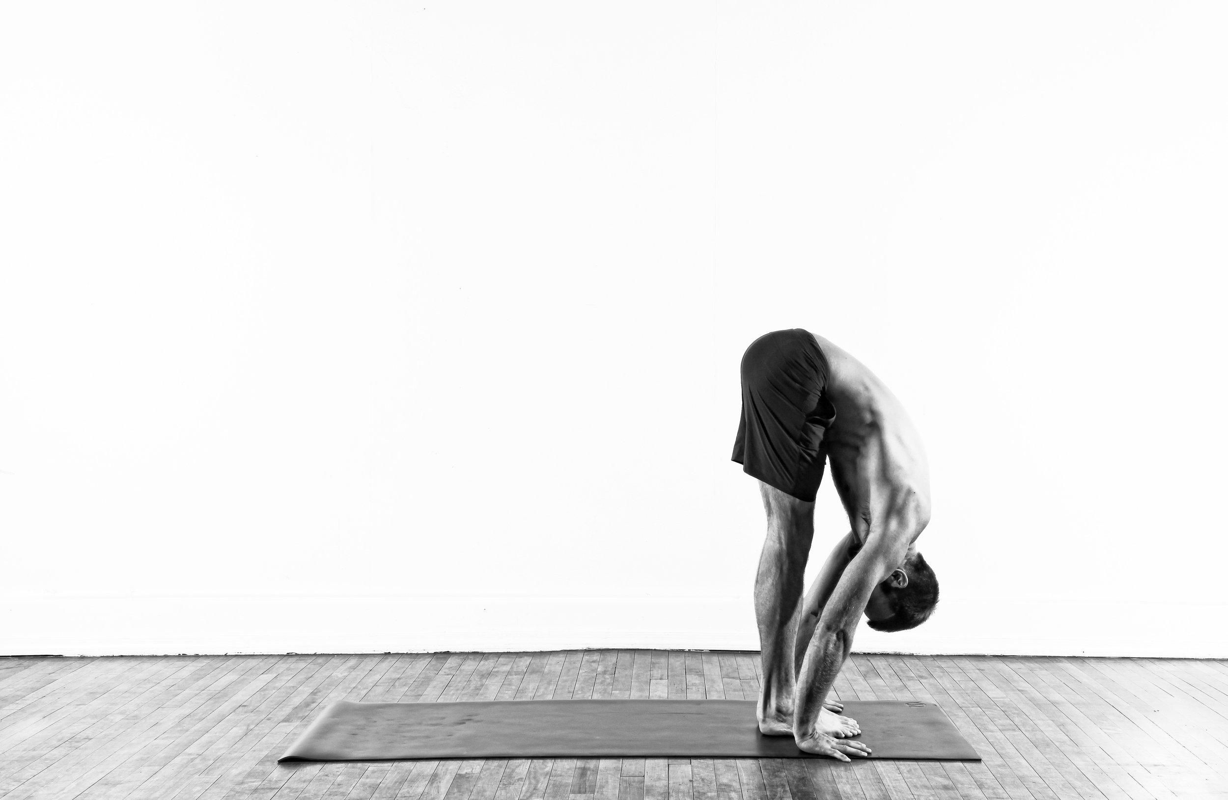 Standing Forward Bend / Uttanasana