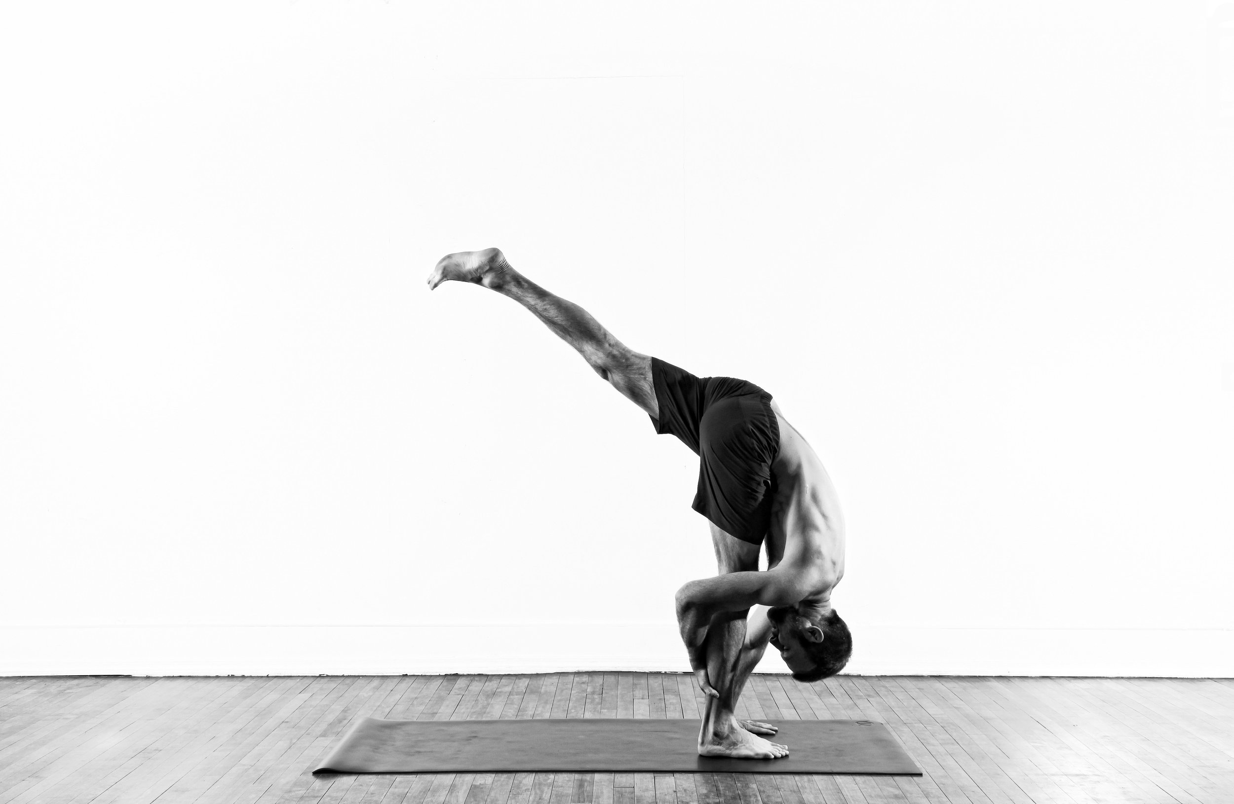 Standing Split / Urdvha Prasarita Eka Padasana