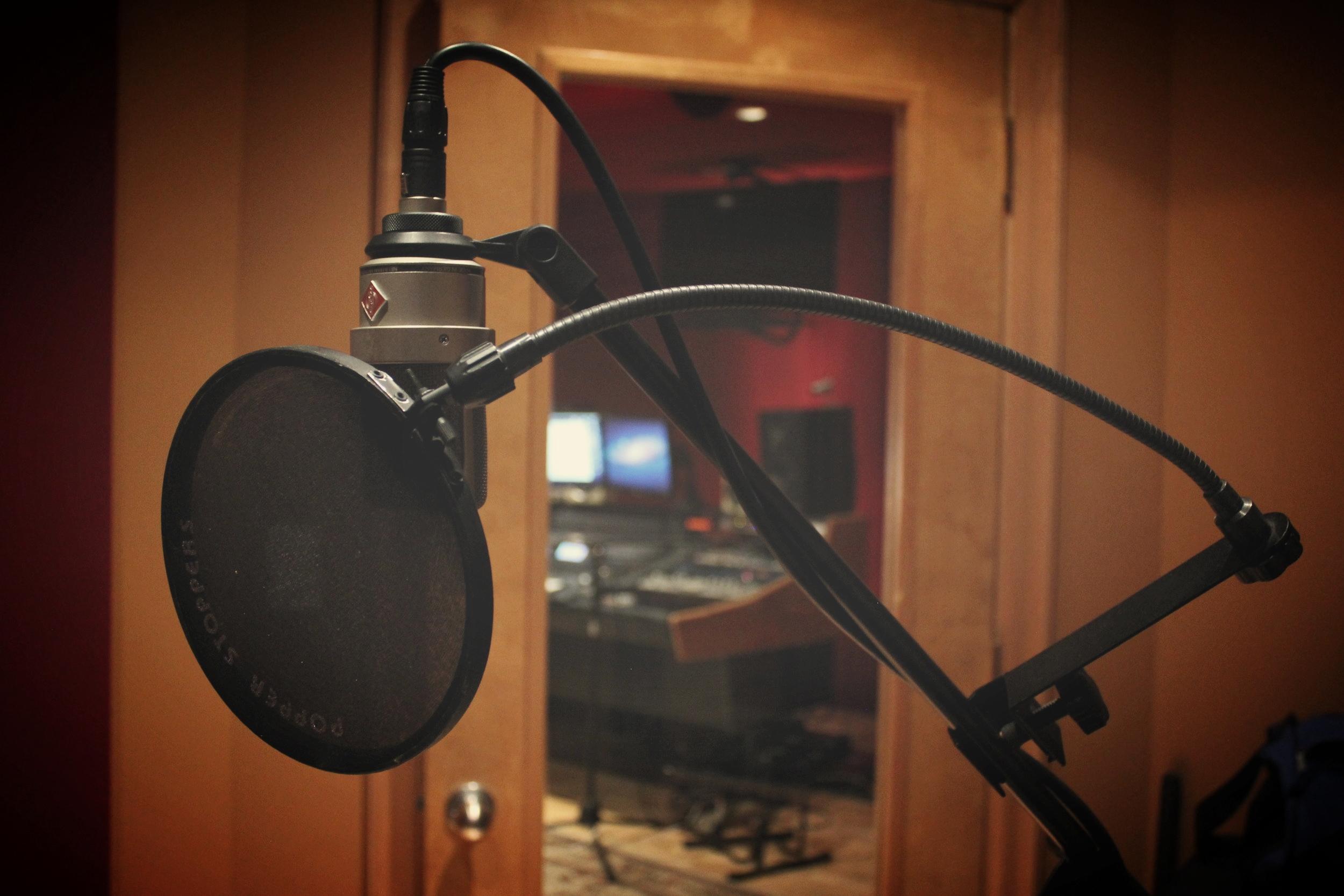 Recording.   SOMEILLAN   Artist development and collaboration.