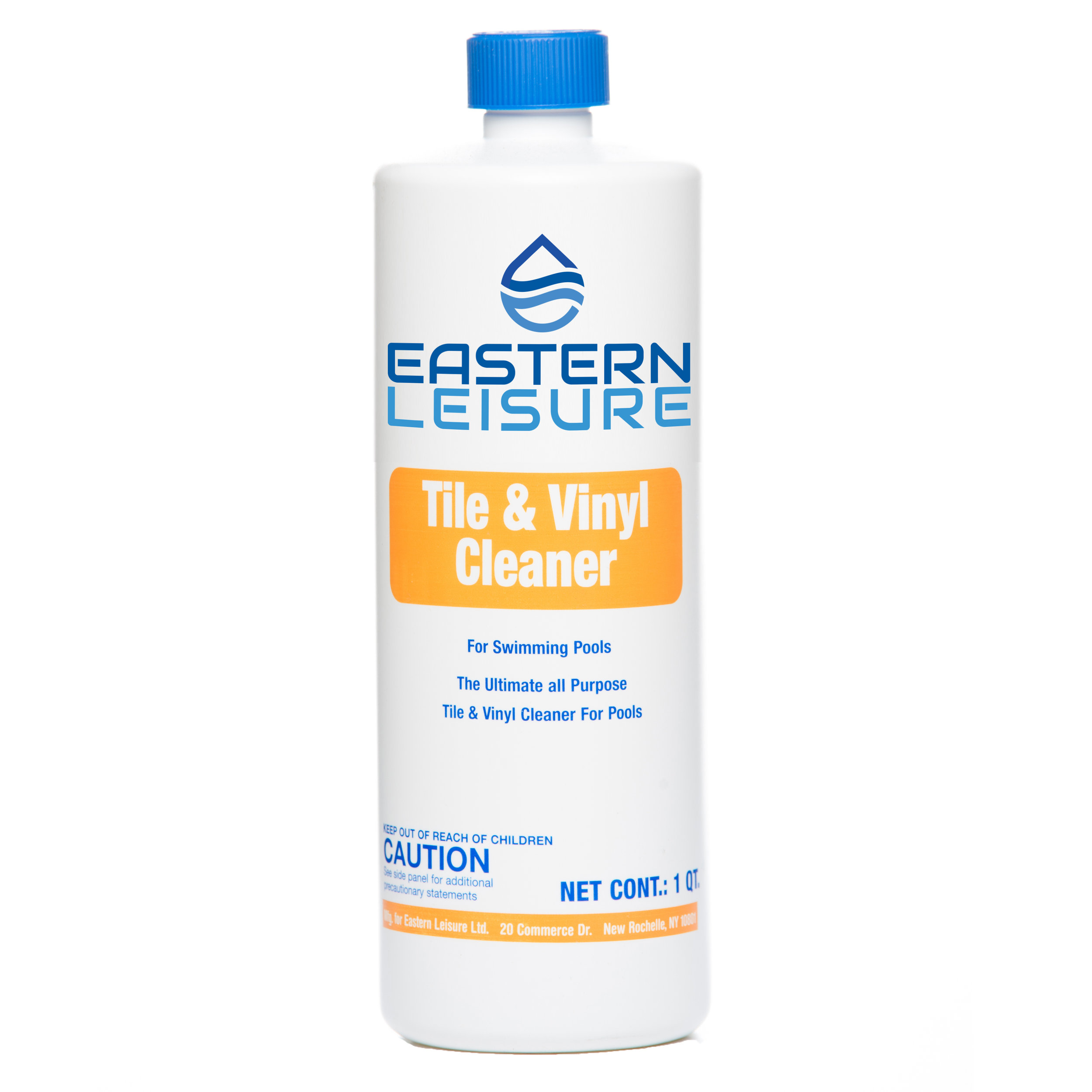 Tile & Vinyl Cleaner   ELP19A - 1 qt. bottle, 12/case ELP19D - 1 gal. bottle, 4/case  A concentrated formula that restores the shine and luster to pool tile and vinyl. Removes oil and scale build-up and is also great on deck equipment.