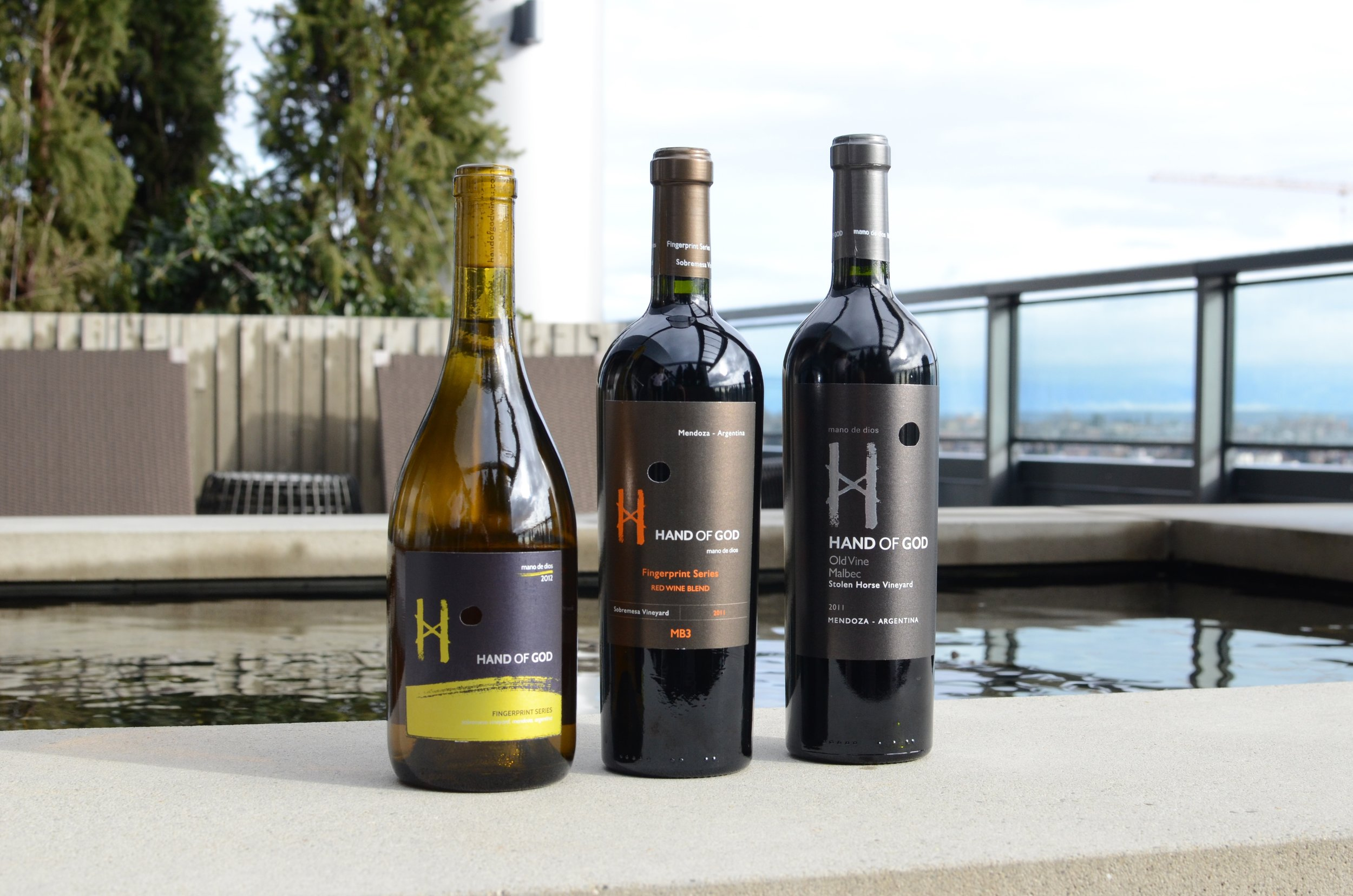 Hand of God Wines Seattle