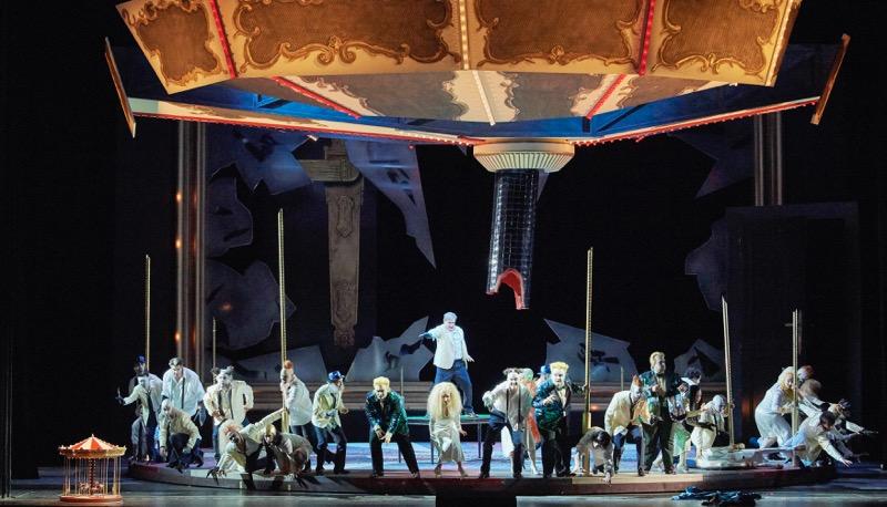 The Gambler - Wiener Staatsoper © Michael Pöhn