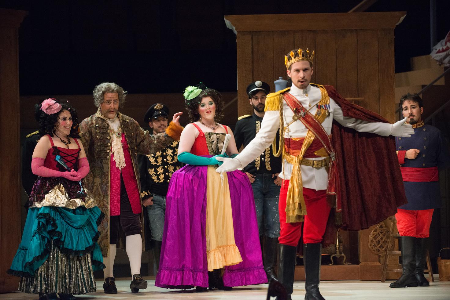 La cenerentola - Merola Opera Program © Kristen Loken