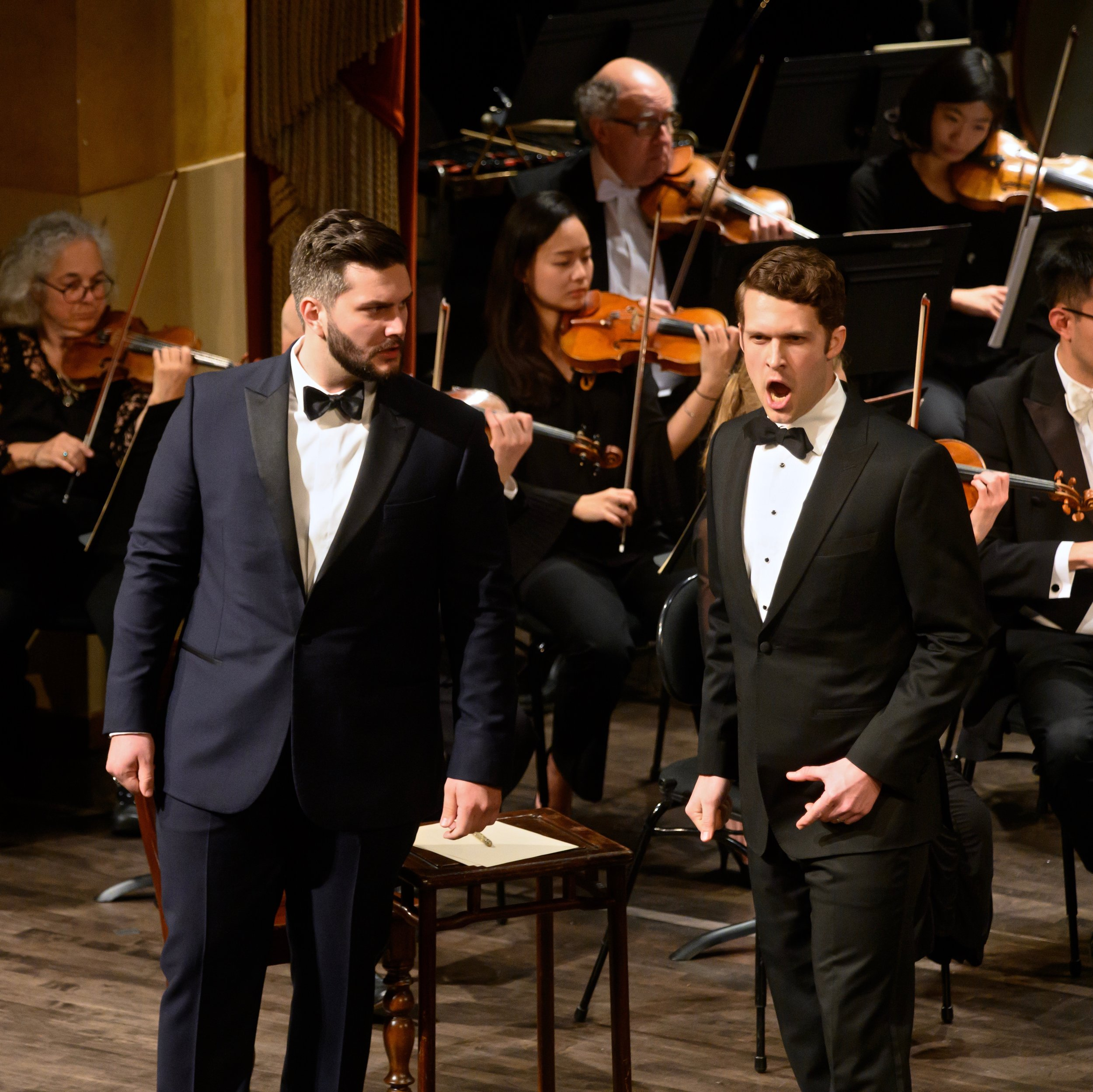 Adler Fellows Concert - San Francisco Opera © Kristen Loken