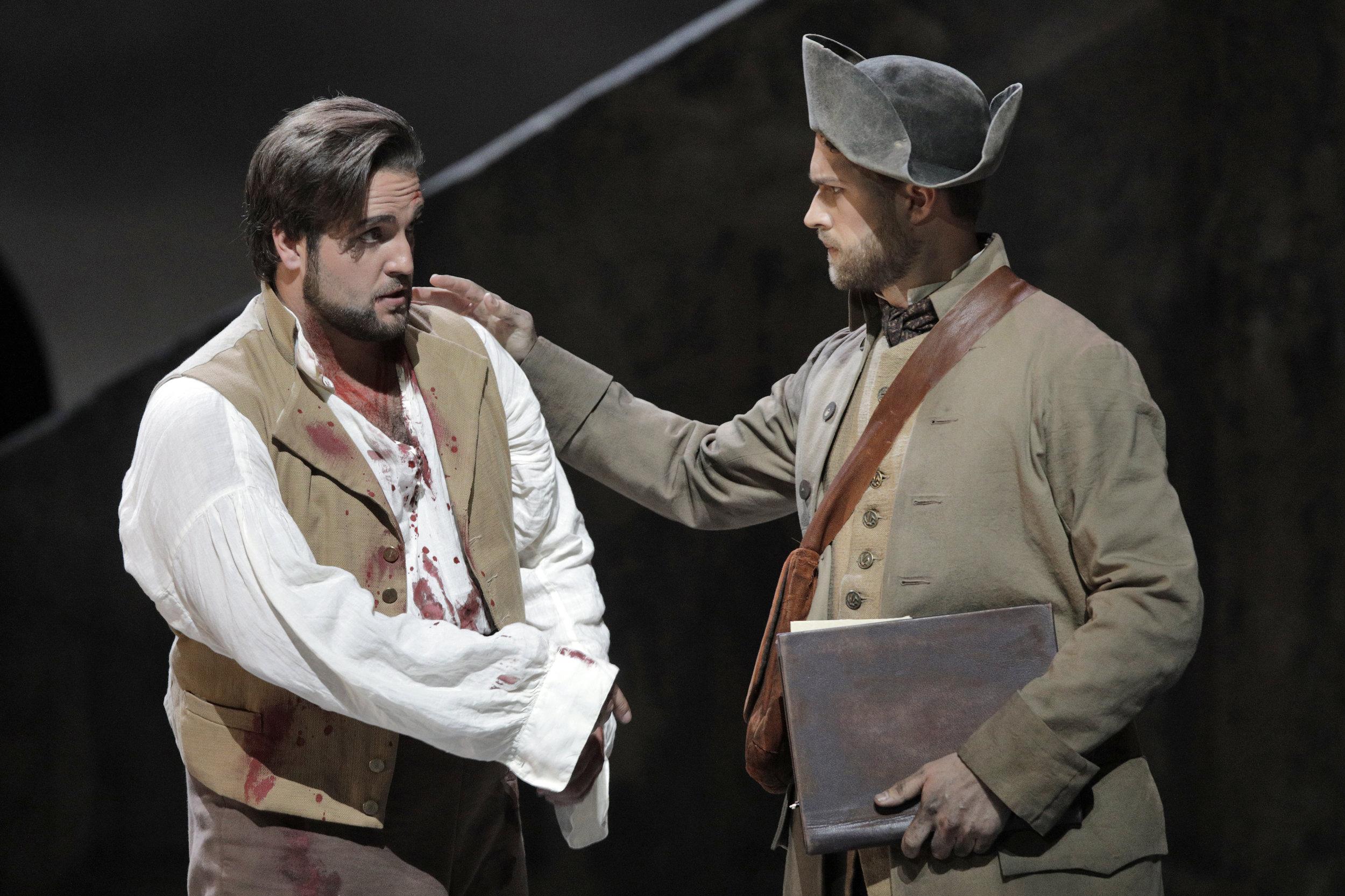 Tosca - San Francisco Opera © Cory Weaver