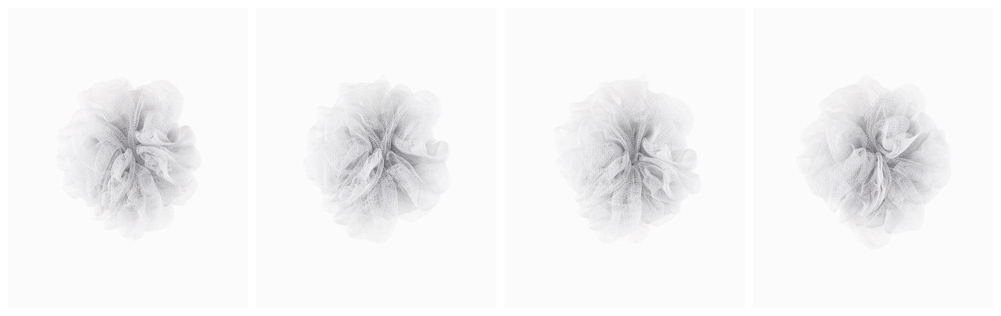 Shower ball 01~04, Digital Pigment Print, 39 x 32 cm, 2016