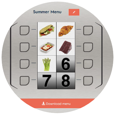PERFECT SQUEEZEAn intelligent pressThe upper plate settles automatically onyour food with just the right pressure.For your food:say goodbye to sandwiches that are overly flattened or not crispy enough -