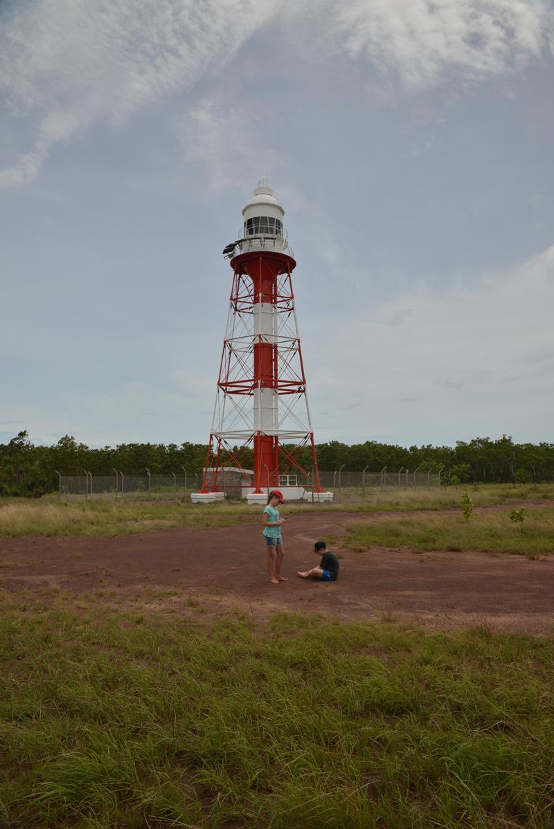 Point Charles Light: Cox Peninsula