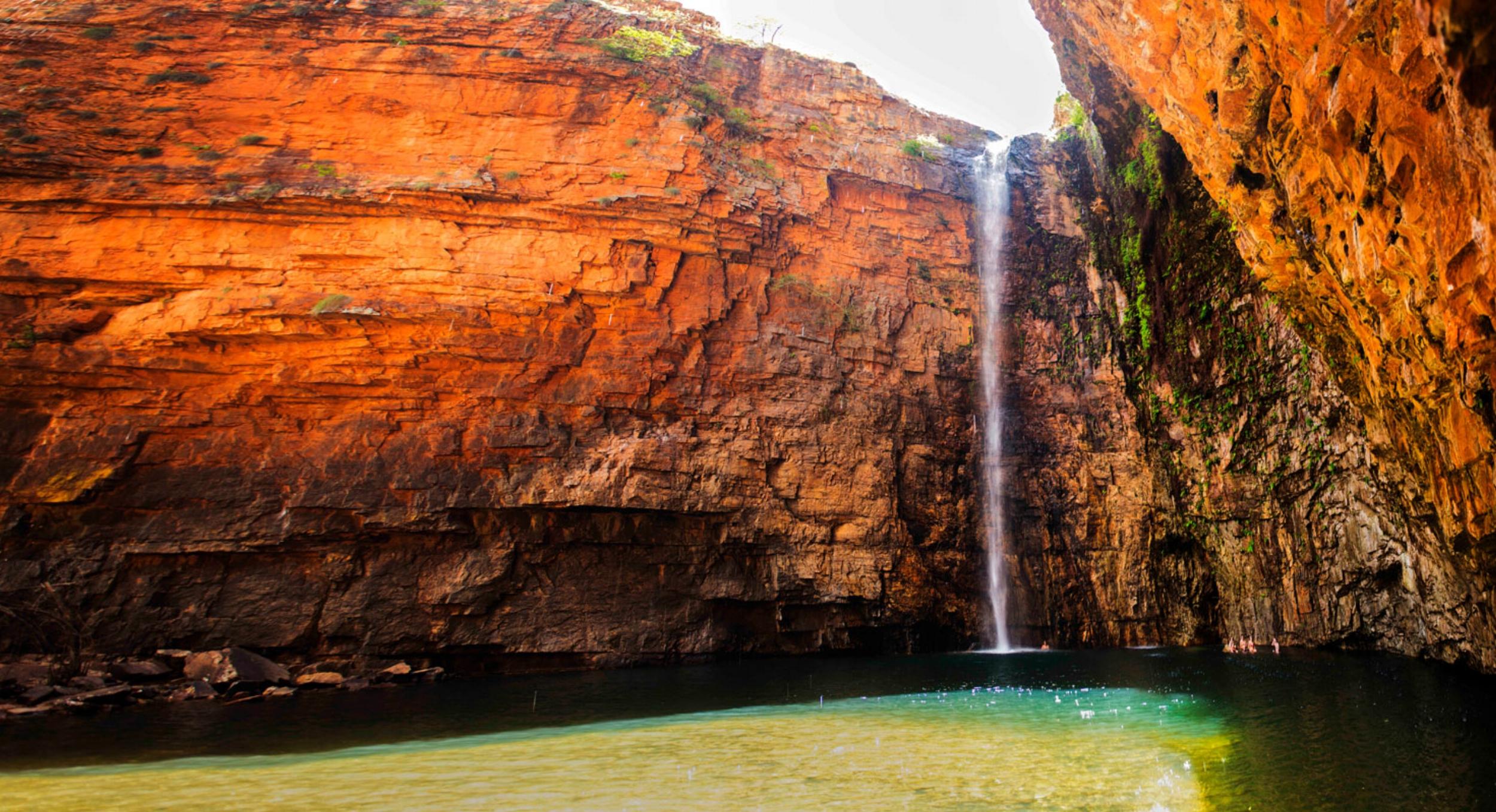 Waterfall: Emma Gorge