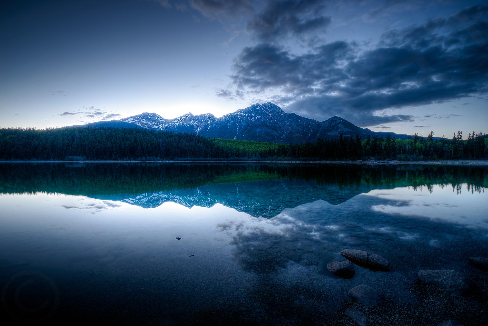 Jasper - Patricia Lake and Pyramid - Mountain - 3.jpg