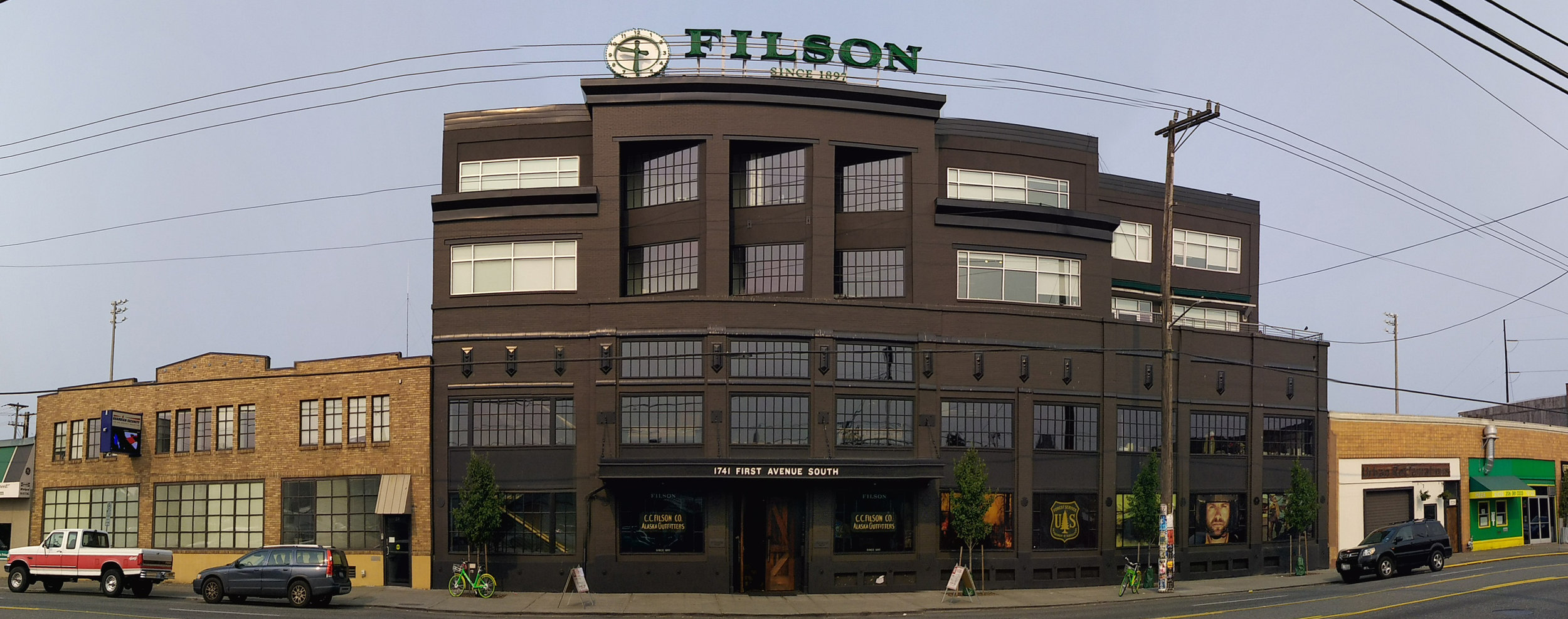 Filson Headquaters - Seattle