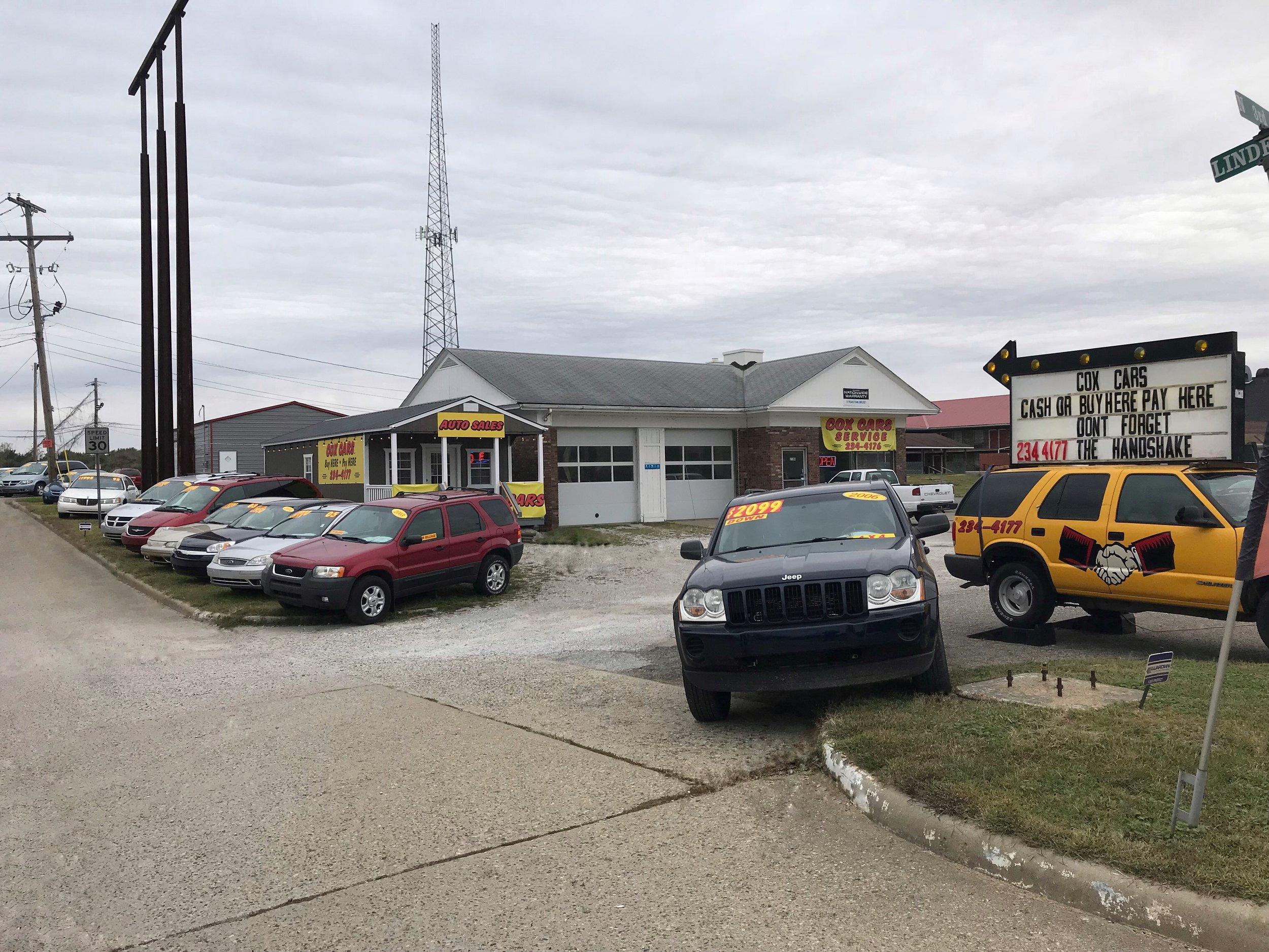 Terre Haute Car Dealerships >> Cox Cars Inc