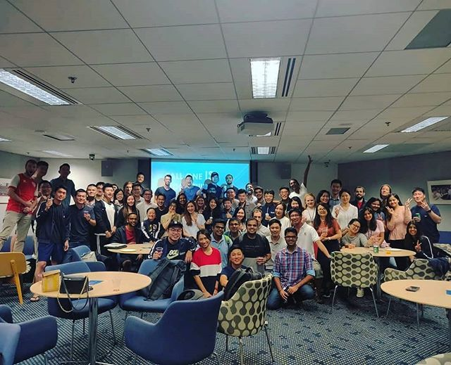 Crazy to think that we were strangers as little as 8 weeks ago! Our first round of finals have just ended. Congratulations to everyone for all their hard work and achievements! Bring on what's next! 🎉🎉🎉 ... #mUSThaveMBA #MBA #HongKong #hkig #HKUST