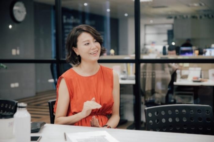 KooData CEO Vivian Meng
