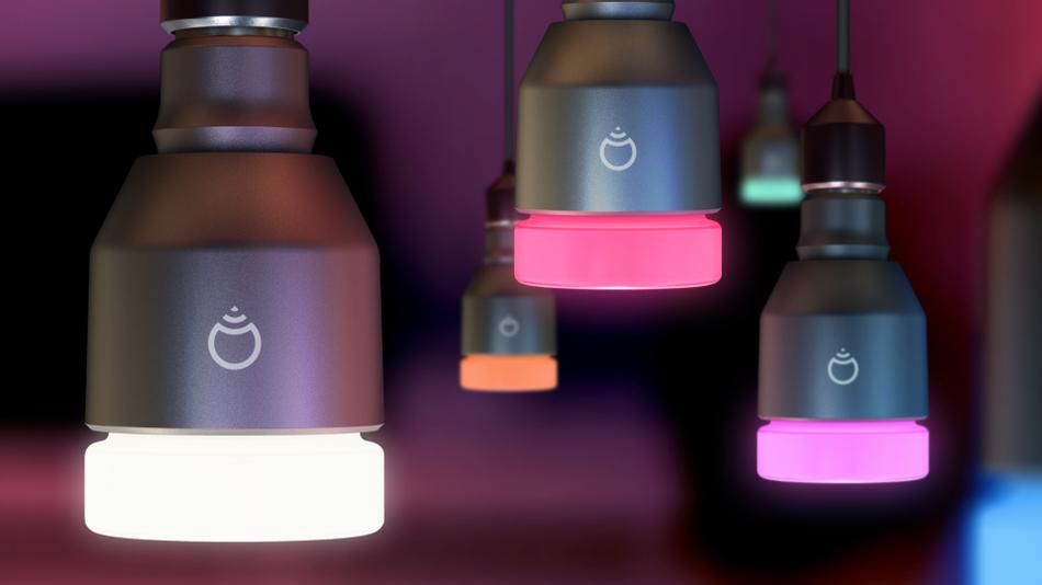 lampe connecté