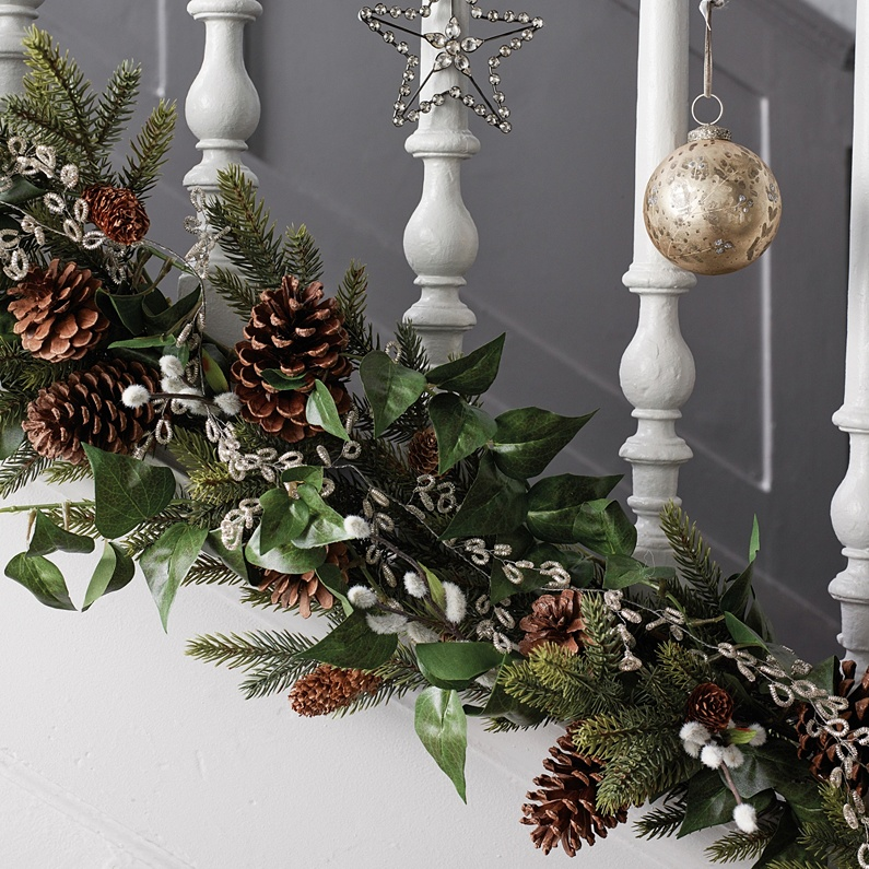 Decorating tastefully with luxury interior design studio, Chapter Seven Design, covering Derby, Nottingham, Birmingham, Leicester and Beyond. Image from The White Company, Christmas 2018