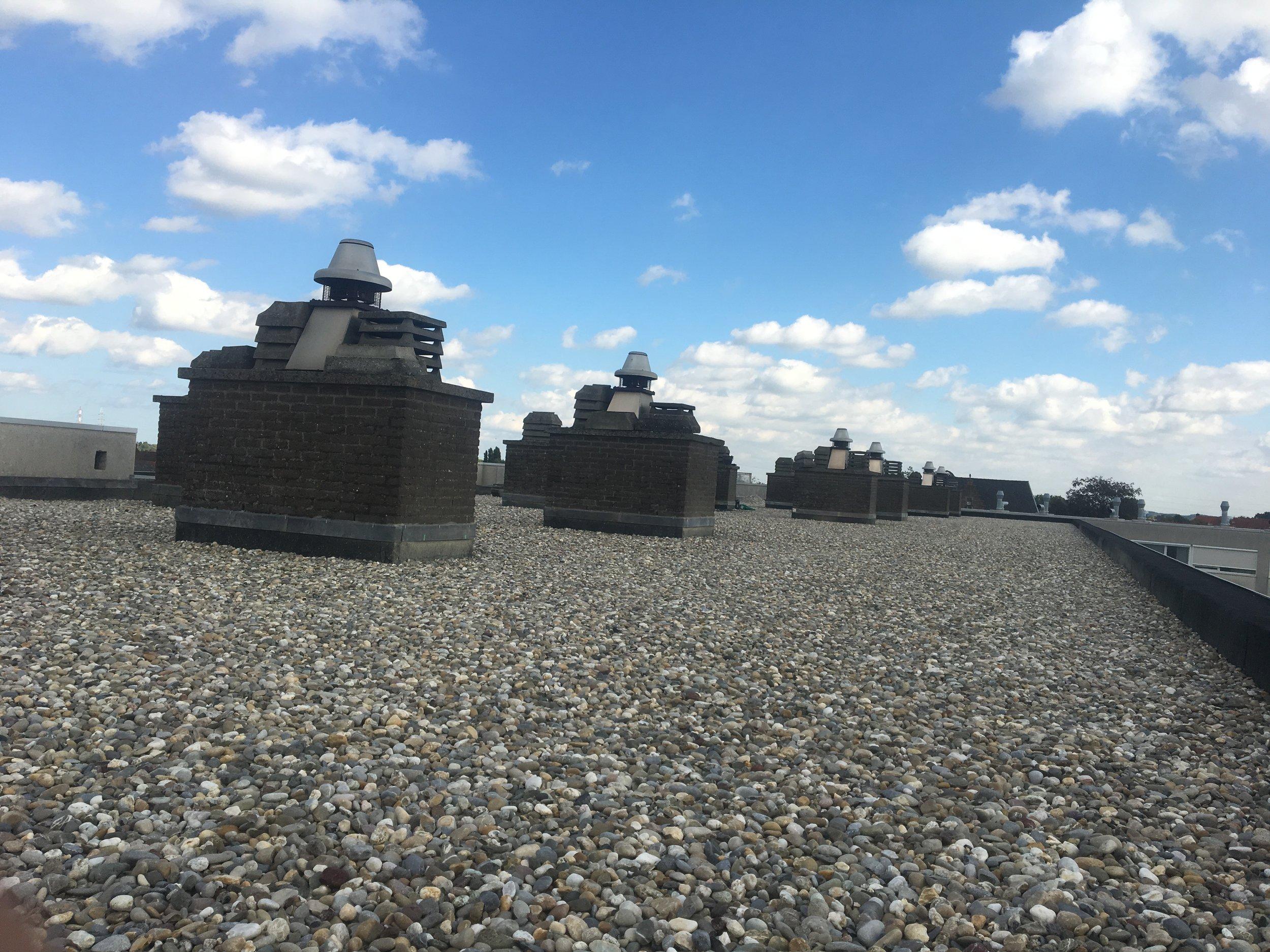 Dakwerken platte daken Kust.jpg