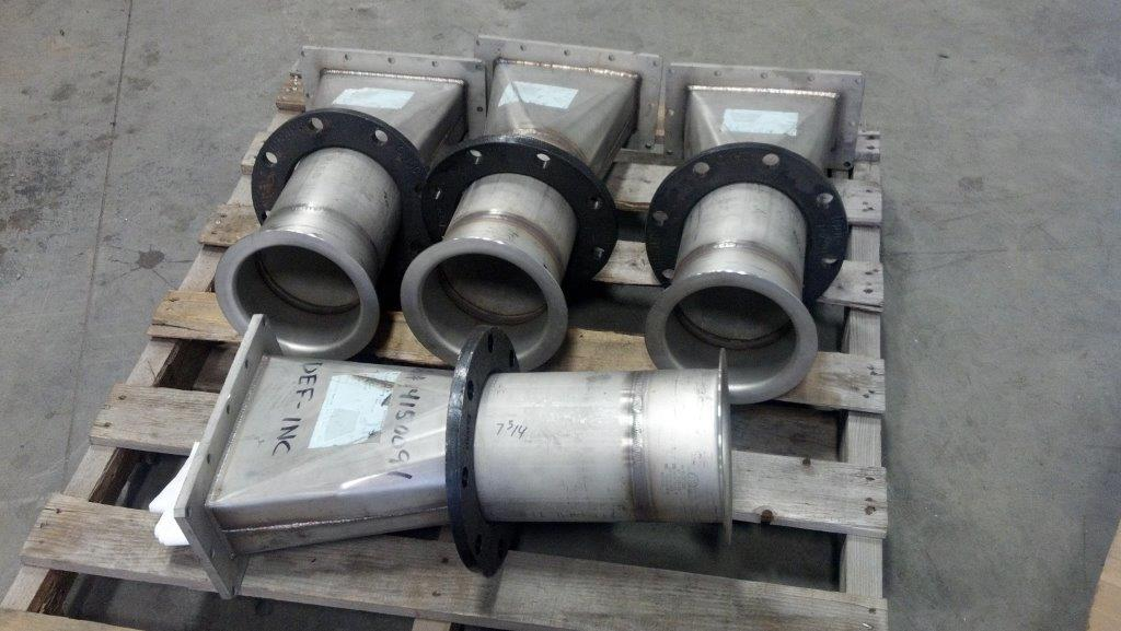 Specialty Ductwork Components