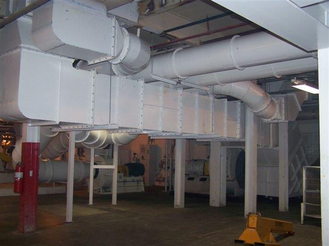 Industrial Ductwork