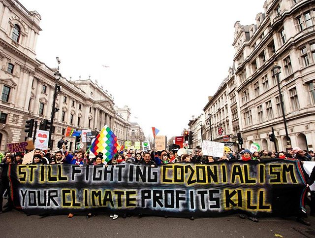 I just can't with @extinctionrebellion . In case you missed the open letter in Red Pepper, you can read the core demands by scrolling through these pictures, and follow the top link in my bio to read the whole piece. This letter articulates many of my feels around XR. I feel like I've been going mad the last six months as liberals and eco-minded do-gooders flock to XR for the thrill of doing something 'radical' which to me feels deeply egoic and excludes multiple people from a movement that should be inclusive. I'm here for diversity of tactics. I'm here for a climate justice in which no-one gets left behind.  #extinctionrebellion #climatejustice #climatejusticenow #wretchedoftheearth #acab
