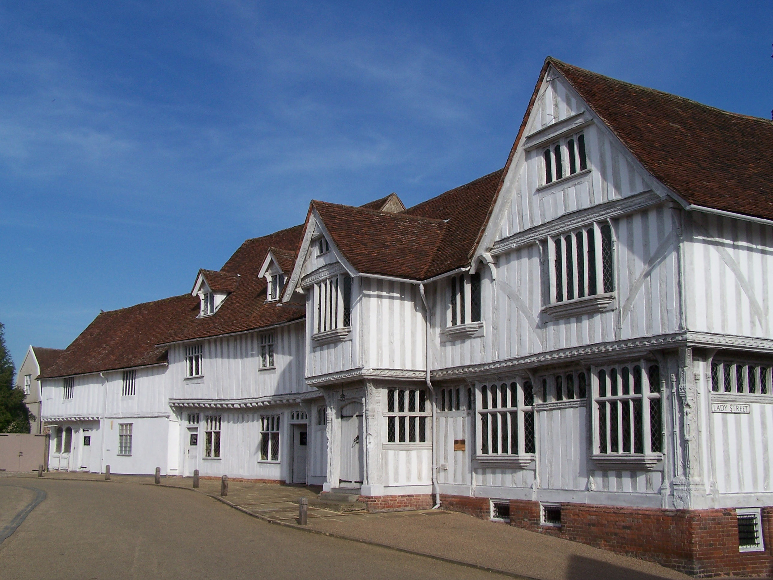 Lavenham Guildhall ©National Trust.jpg