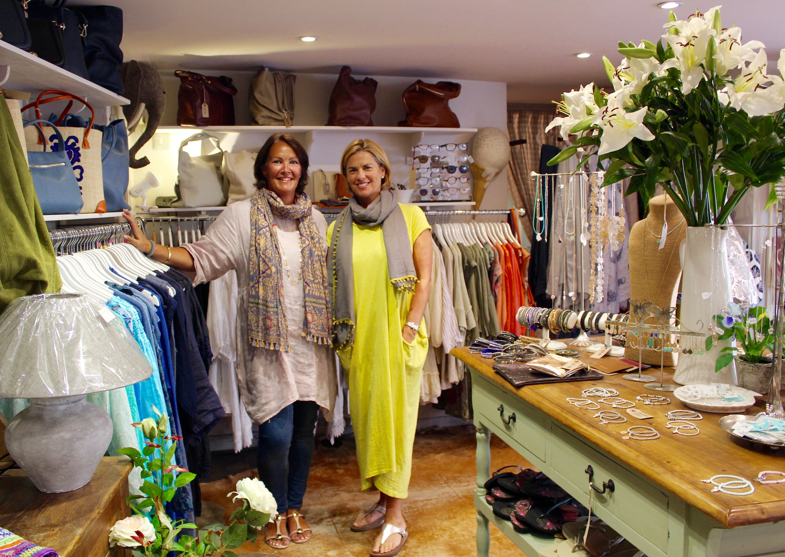 RUBY TYGER - Ruby Tyger is a thriving lifestyle shop set up five years ago by Susie and Sarah. It has grown organically and developed a loyal following. Old and new customers always receive a warm welcome, leaving them free to browse the Italian clothing, Havaianas, Victoria shoes, jewellery, handbags together with a variety of interior accessories.