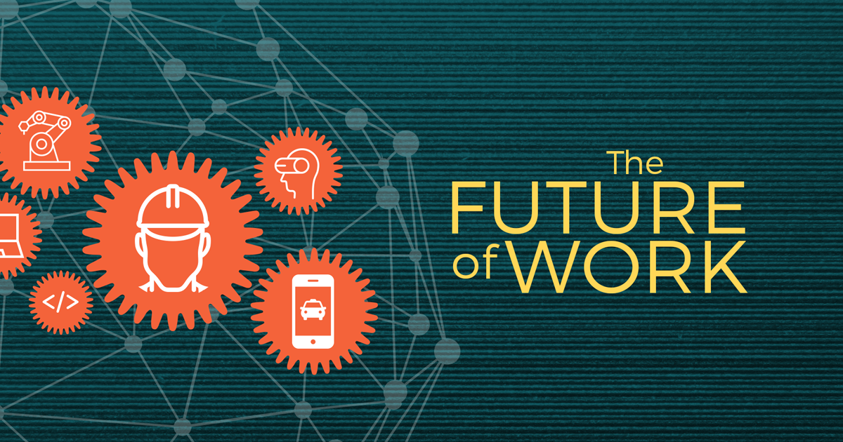 The future of work is here. Photo Credit: AFL-CIO