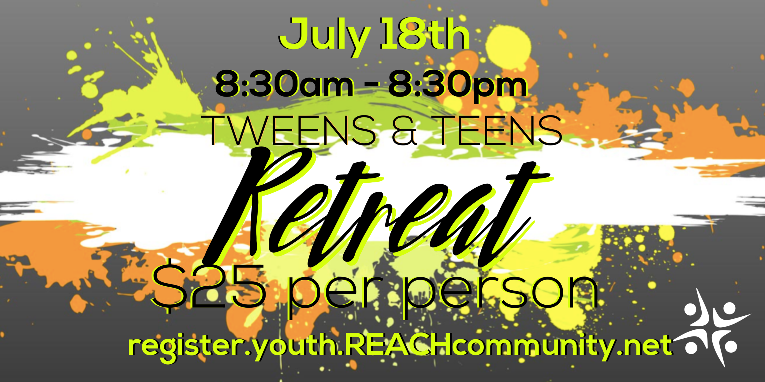 REACH Community Youth Day Retreat July 18 2019 kayaking breakfast lunch worship
