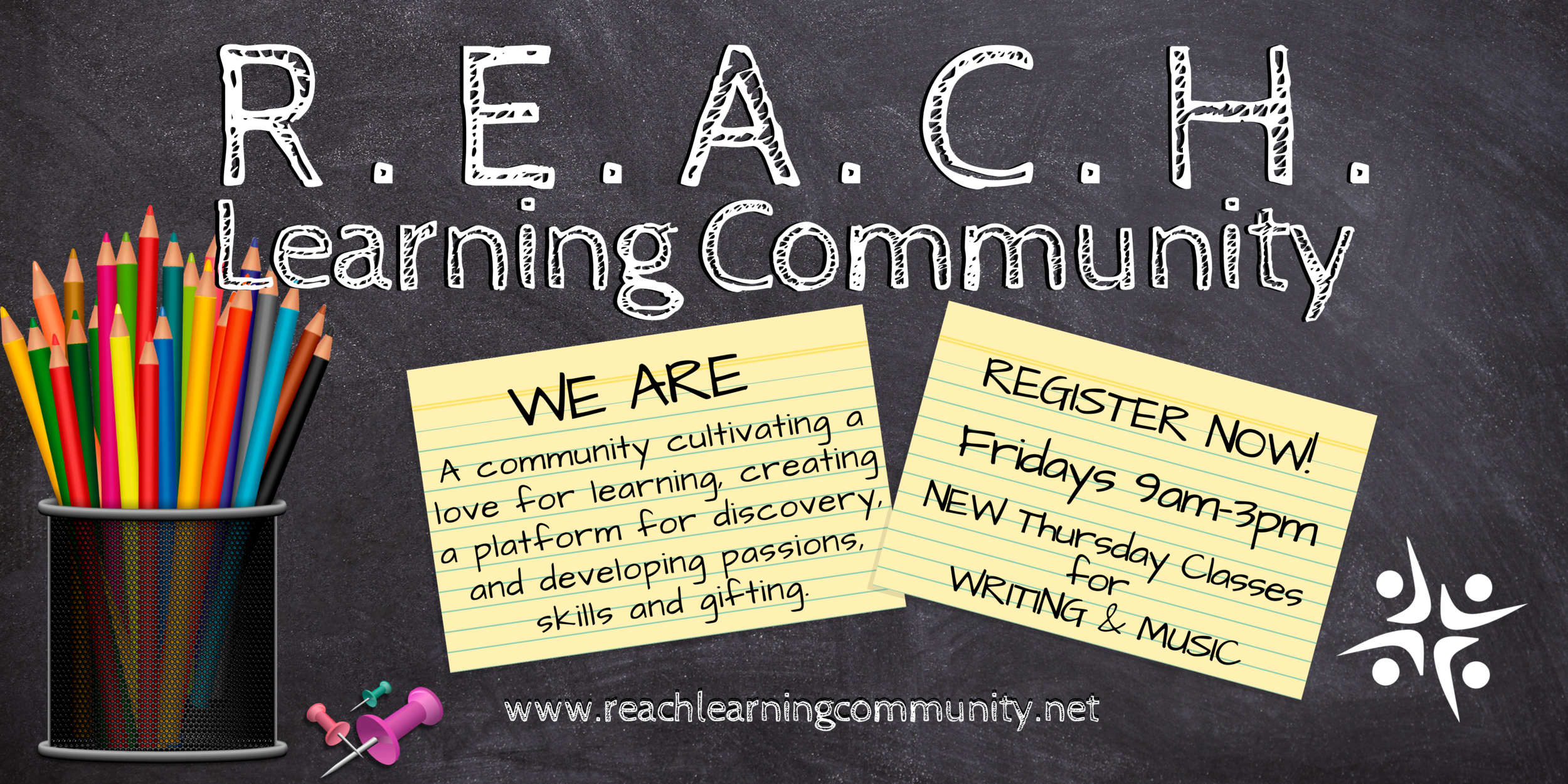 REACH Learning Community Covington Louisiana Homeschool Community Project Based Learning Register for 2019/2020 academic year programs