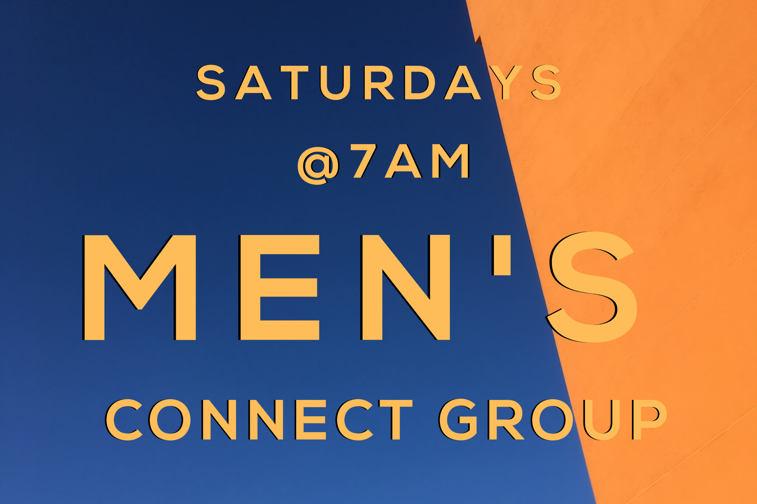 Men's Gathering 2nd & 4th Saturday